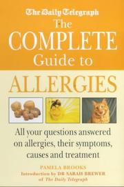 "Cover of: The ""Daily Telegraph"" Complete Guide to Allergies (The ""Daily Telegraph"")"