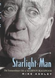 Cover of: Starlight man