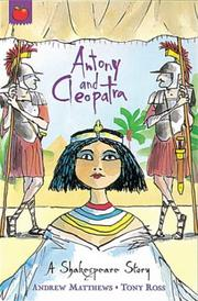 Cover of: Anthony and Cleopatra | William Shakespeare