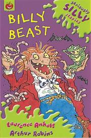 Cover of: Billy Beast (Seriously Silly Supercrunchies)