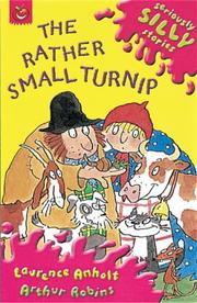 Cover of: The Rather Small Turnip (Seriously Silly Supercrunchies)