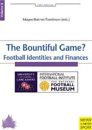 Cover of: The Bountiful Game? |