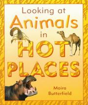 Cover of: In Hot Places (Looking at Animals)
