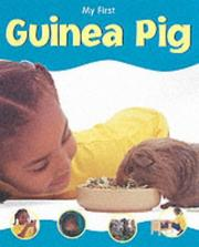 Cover of: Guinea Pig (My First...)