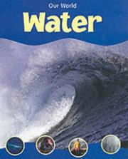 Cover of: Water (Our World)