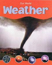 Cover of: Weather (Our World)