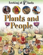 Cover of: People and Plants (Looking at Plants)