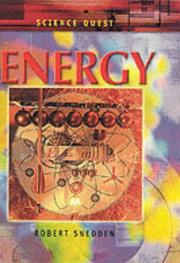 Cover of: Energy (Science Quest)
