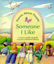 Cover of: Someone I like |