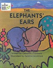 Cover of: The Elephants' Ears