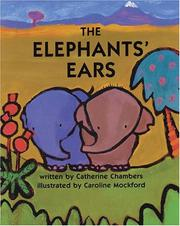 Cover of: The elephant's ears
