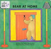 Cover of: Bear at Home | Stella Blackstone