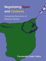 Cover of: Negotiating Spain and Catalonia | Fernando LeoМЃn SoliМЃs