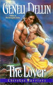 Cover of: The Lover | Genell Dellin