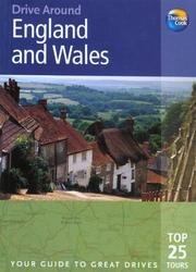 Cover of: Drive Around England & Wales