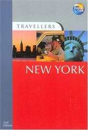 Cover of: Travellers New York, 2nd (Travellers - Thomas Cook) | Eric Bailey