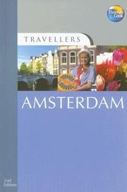 Cover of: Travellers Amsterdam, 2nd