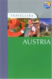 Cover of: Travellers Austria | Thomas Cook Publishing