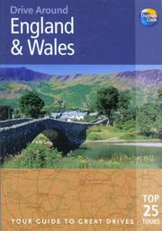 Cover of: Drive Around England & Wales, 2nd