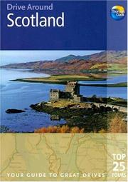 Cover of: Drive Around Scotland, 2nd