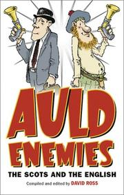 Cover of: Auld Enemies | David Ross