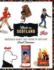 Cover of: Made in Scotland | Carol Foreman