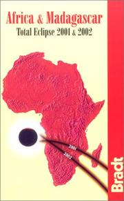 Cover of: Africa & Madagascar | Aisling Irwin