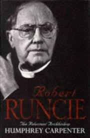 Cover of: Robert Runcie