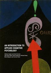 Cover of: An introduction to applied cognitive psychology |