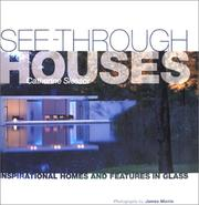 Cover of: See-Through Houses | Catherine Slessor