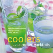 Cover of: Coolers and summer cocktails
