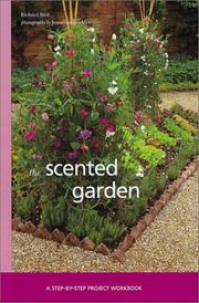 Cover of: The Scented Garden | Richard Bird