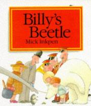 Cover of: Billy's Beetle (Picture Knight)
