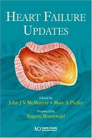 Cover of: Heart Failure Updates |
