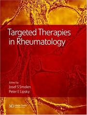 Cover of: Targeted Therapies in Rheumatology | Josef S. Smolen