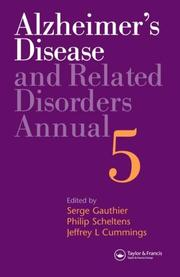 Cover of: Alzheimer's disease and related disorders annual 2005 by