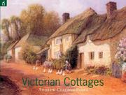 Cover of: Victorian cottages | Andrew Clayton-Payne
