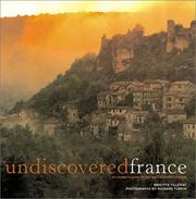 Cover of: Undiscovered France