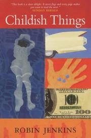 Cover of: Childish things
