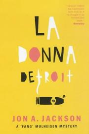 "Cover of: La Donna Detroit (A ""Fang"" Mulheisen Mystery)"