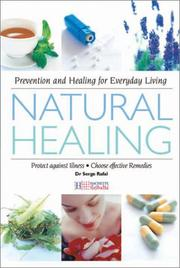 Cover of: Natural Healing | Serge Rafal