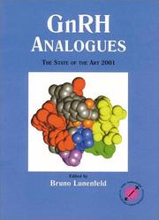 Cover of: GnRH Analogues