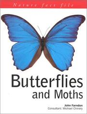 Cover of: Butterflies and Moths (Nature Factfile)