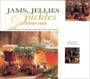 Cover of: Jams, Jellies, Pickles and Preserves: Gifts From Nature Series