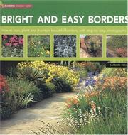 Cover of: Bright & Easy Borders (Garden Know How)