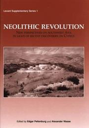 Cover of: Neolithic revolution |