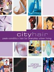 Cover of: City Hair | Charles Worthington