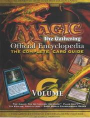 Cover of: Magic - the Gathering