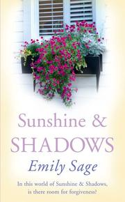 Cover of: Sunshine & shadows | Emily Sage