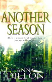 Cover of: Another season